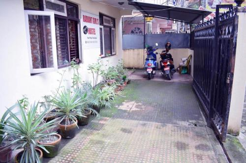 Parking @ Radiant Girls Hostel